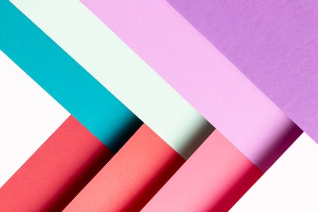 異なる色のクローズアップのパターン 無料写真