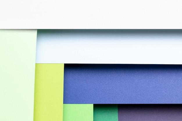Плоский лежал красочным узором крупным планом Бесплатные Фотографии