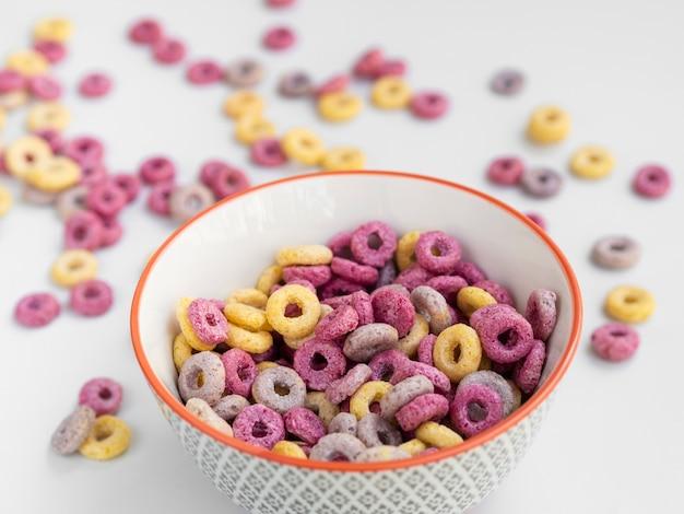 甘い穀物のハイビューボウル 無料写真