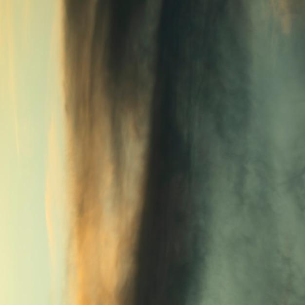 曇った空の抽象的な写真 無料写真