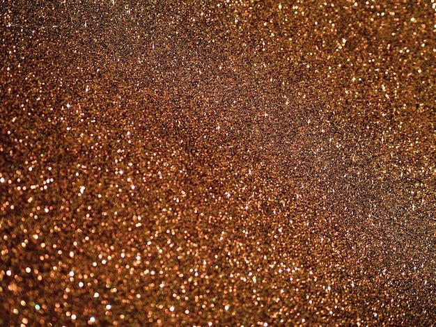トップビュー茶色のキラキラ背景 無料写真