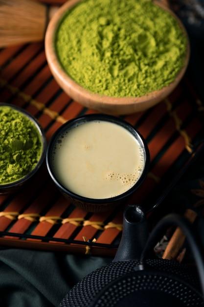 高角ヘルシーアジア茶飲料 無料写真