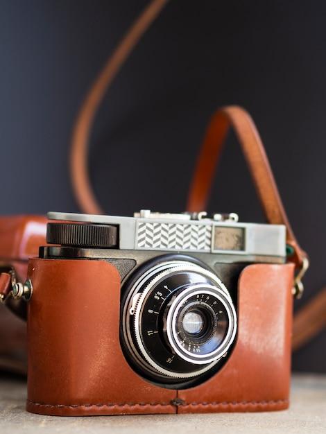 Электронное устройство камеры на обложке Бесплатные Фотографии