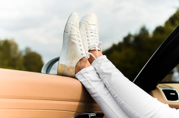 Модная обувь крупным планом Бесплатные Фотографии