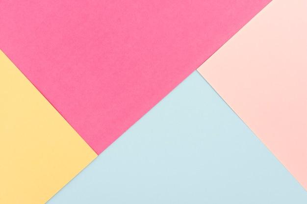 Пакет пастельных бумажных листов Бесплатные Фотографии