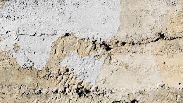 さびたグランジ壁テクスチャ背景にコピースペース 無料写真