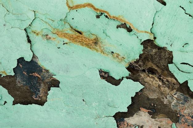 Потрескавшаяся и очищенная краска от стены здания Бесплатные Фотографии