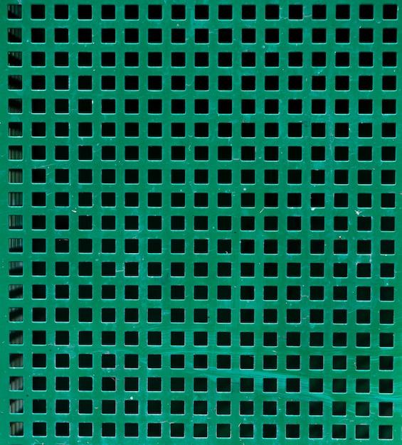 黒と緑の幾何学的なシームレステクスチャ 無料写真