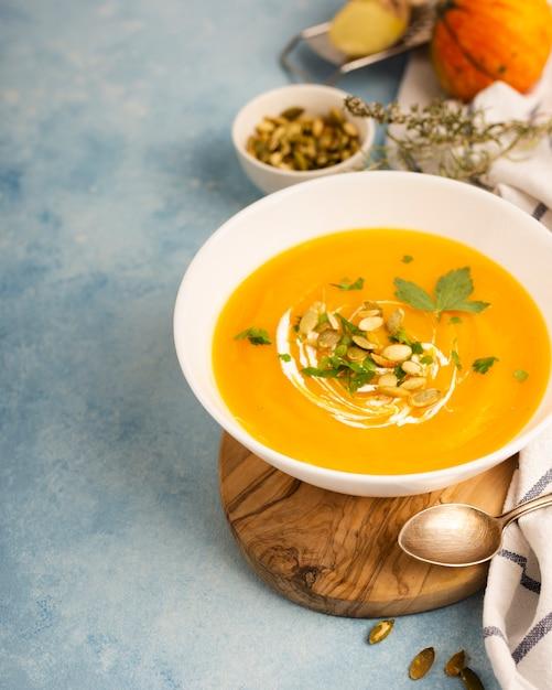 Художественное оформление супов и кухонь Бесплатные Фотографии