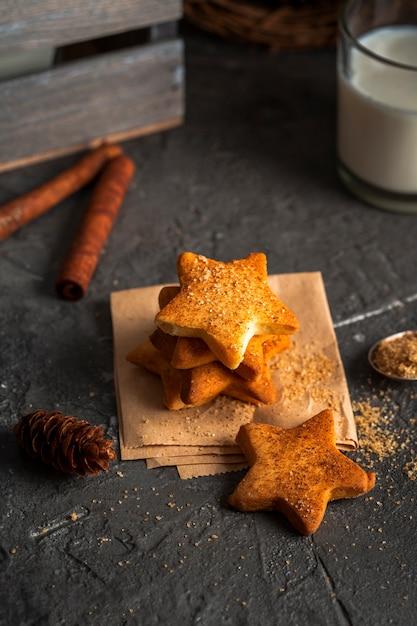 Печенье в форме звезды Бесплатные Фотографии