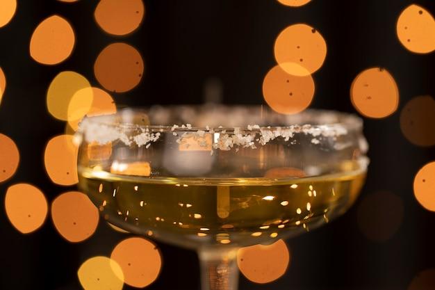 Крупный бокал с шампанским Бесплатные Фотографии