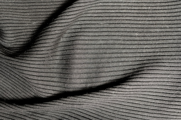 Минималистичные серые тканевые обои Бесплатные Фотографии