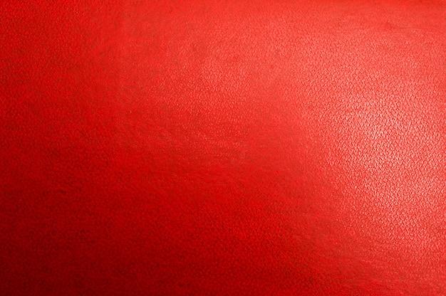 赤い革のクローズアップの壁紙 無料写真