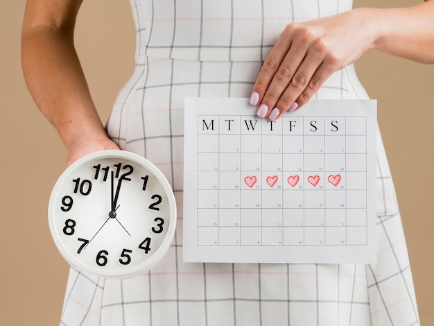 Средний снимок календарного периода месяца Бесплатные Фотографии