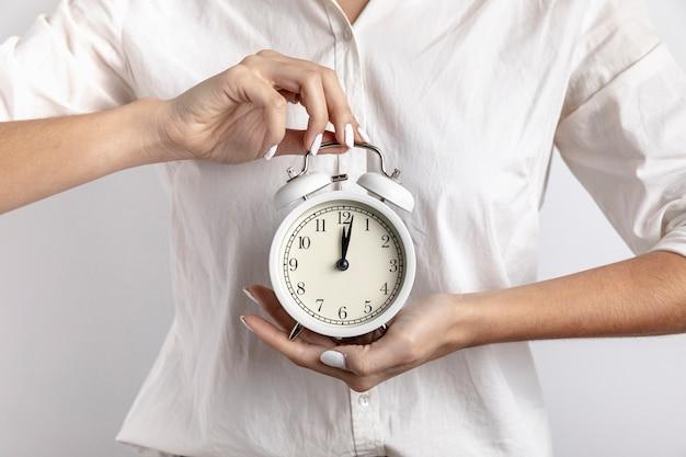 Вид спереди ручных часов Бесплатные Фотографии
