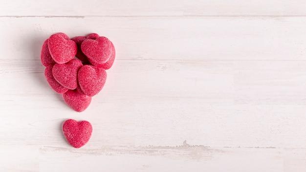 Сердца в форме сердца Бесплатные Фотографии