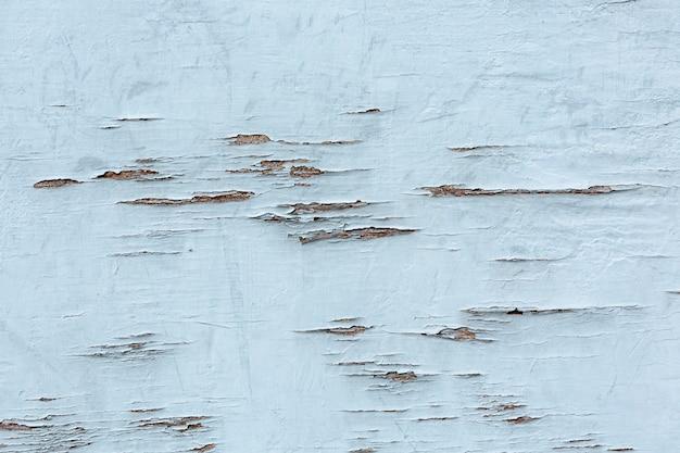 木製の表面に塗料のチッピング 無料写真