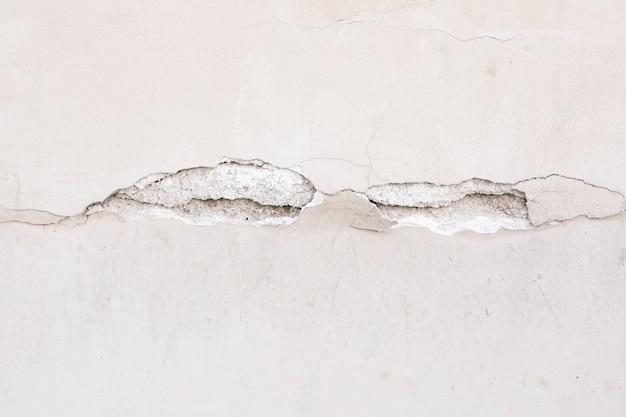Грубая поверхность стены с трещиной Бесплатные Фотографии