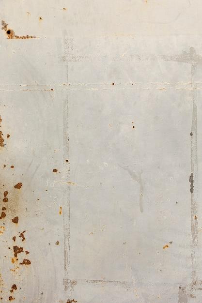 Металлическая стена с пятнами ржавчины Бесплатные Фотографии