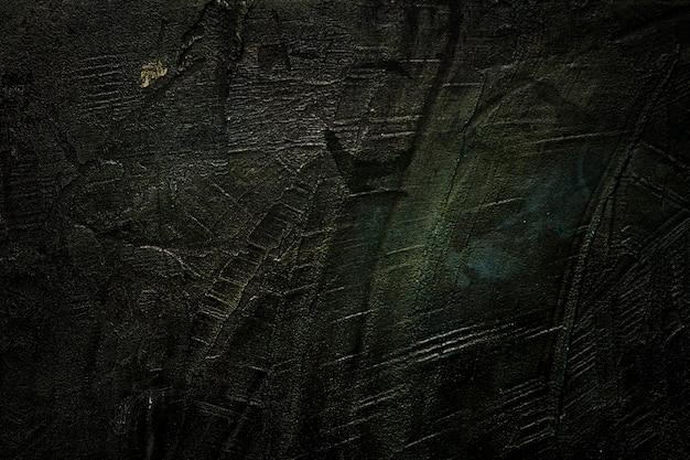 Поцарапанная черная деревянная текстура копирует пространство Бесплатные Фотографии