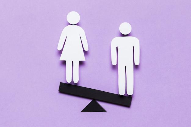 Нахождение баланса между полами Бесплатные Фотографии