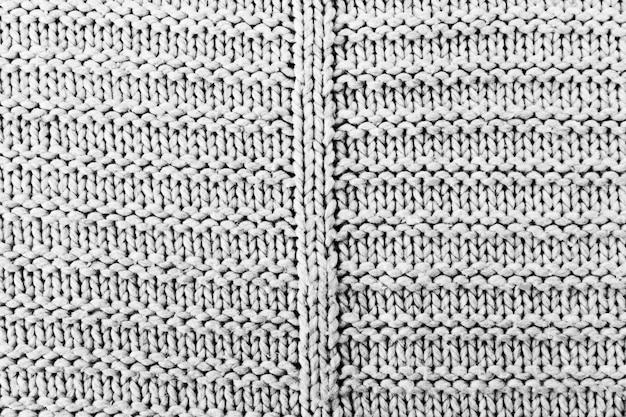 Узор вязания в ткани Бесплатные Фотографии