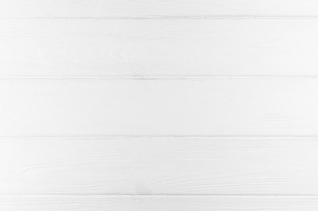 白い木製の背景のトップビュー 無料写真