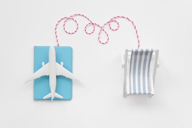Самолет назначения для отдыха Бесплатные Фотографии