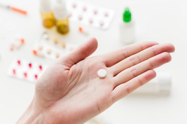 Рука таблетки Бесплатные Фотографии
