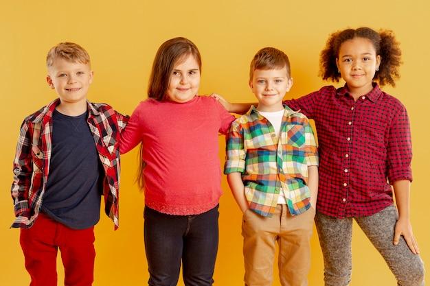 Мероприятие, посвященное дню поддержки детей Бесплатные Фотографии