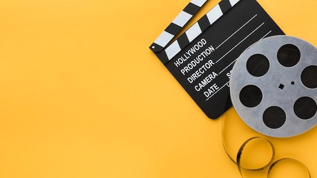 Элементы кинематографии с копией пространства Бесплатные Фотографии