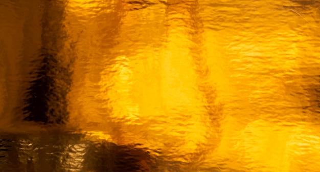 Золотой текстуру фона и эффект жидкости Бесплатные Фотографии