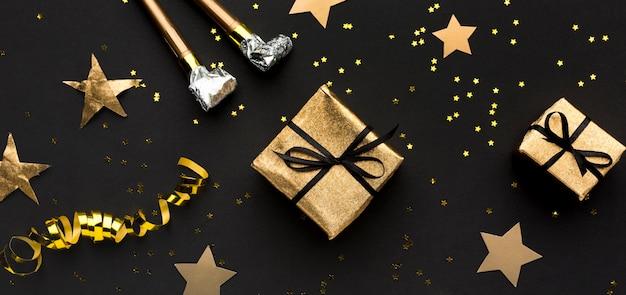 Подарки с конфетти Бесплатные Фотографии
