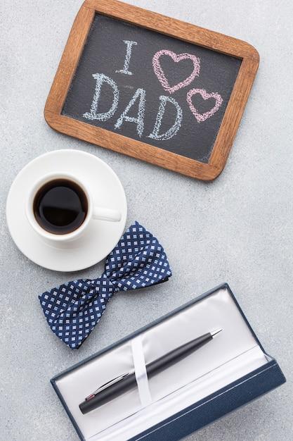 День отца с ручкой Бесплатные Фотографии