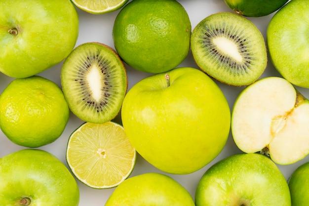 上記の緑の果物 無料写真