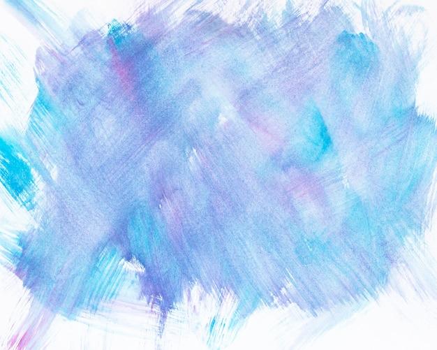 冷たい混合水彩画 無料写真