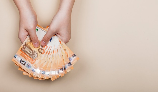 紙幣の概念を示す 無料写真