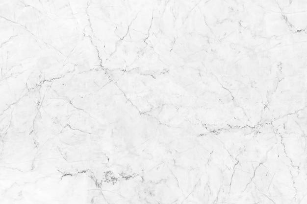 高解像度のデザインパターンアート作品の白い大理石のテクスチャ抽象的な背景。 Premium写真