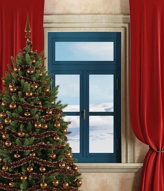 クリスマスの時期 Premium写真