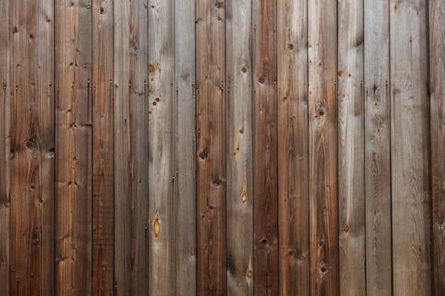 Абстрактная картина темной старой деревянной стены Premium Фотографии
