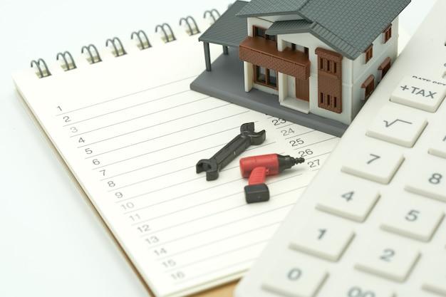 書籍ランキングに載せられた住宅モデルと設備モデル Premium写真
