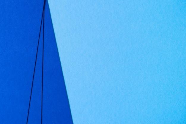 青いテクスチャ板紙組成の抽象的な背景 無料写真