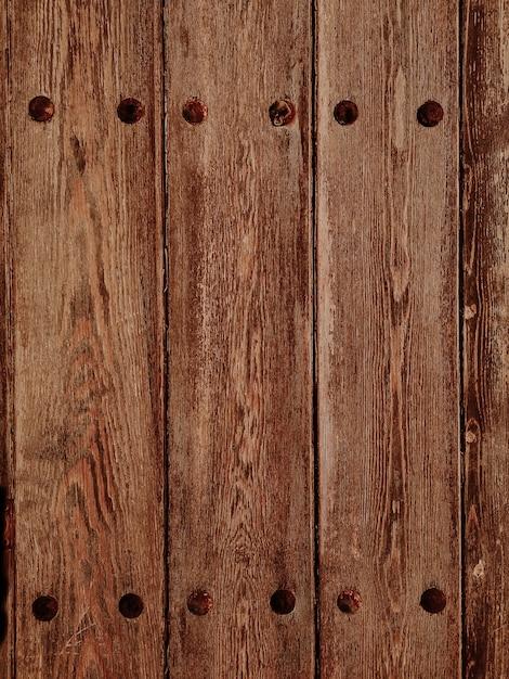 古い木製の背景 無料写真