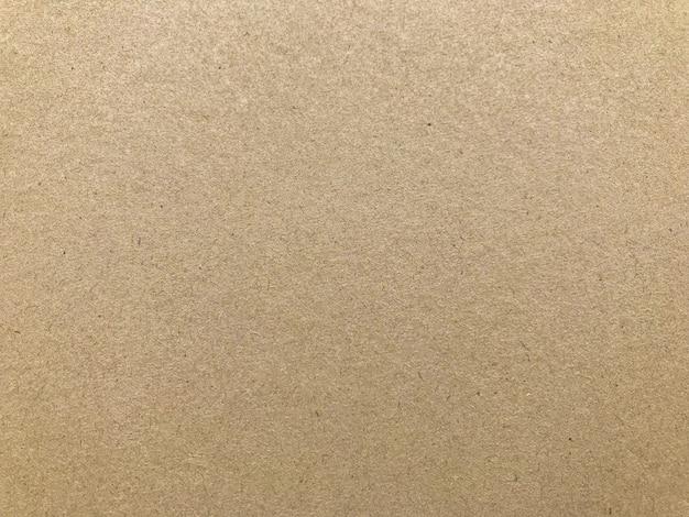茶色の紙袋の表面の背景。 Premium写真