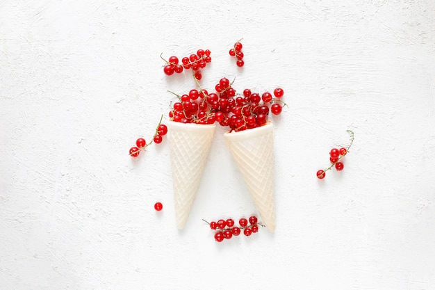 サマーベリーゴールデンラズベリー Premium写真