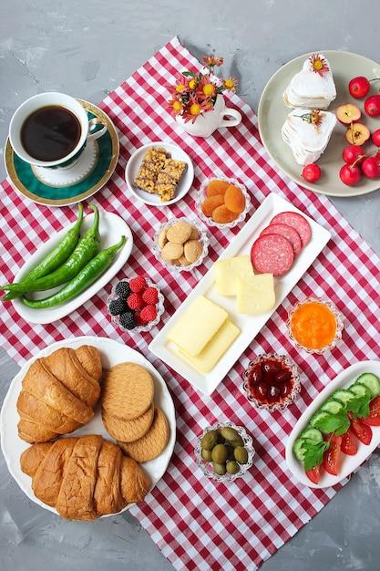 Турецкий завтрак Бесплатные Фотографии