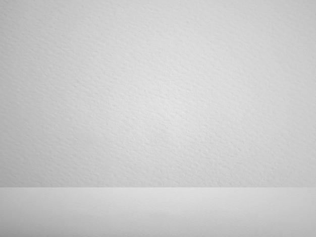 紙の質感の灰色のスタジオの壁の背景 Premium写真
