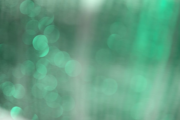 抽象的な背景のライトのカラフルなボケ味。 Premium写真