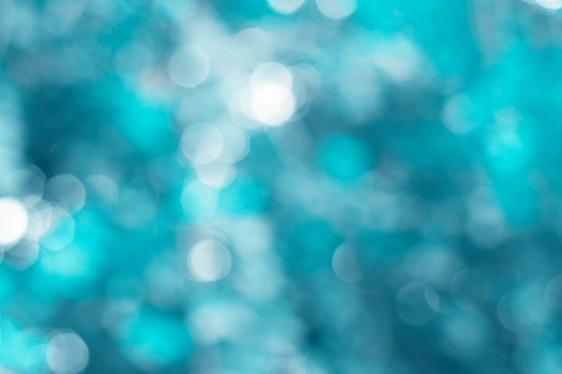 抽象的な背景のライトの美しくカラフルなボケ味。 Premium写真