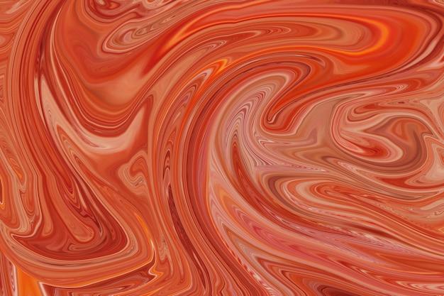 Абстрактное искусство красивой краски мрамора Premium Фотографии